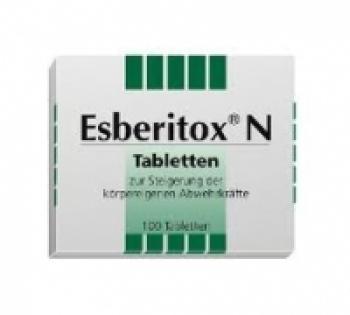 Esberitox 100 tabl